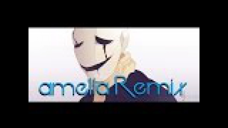 Undertale - Megalovania (amella Remix) - Animation