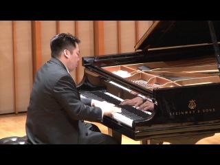 Rufus Choi - Paganini Etude No. 3