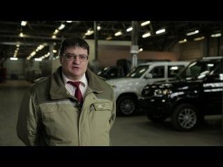 Обновленный УАЗ Патриот - Дополнительный насос отопителя