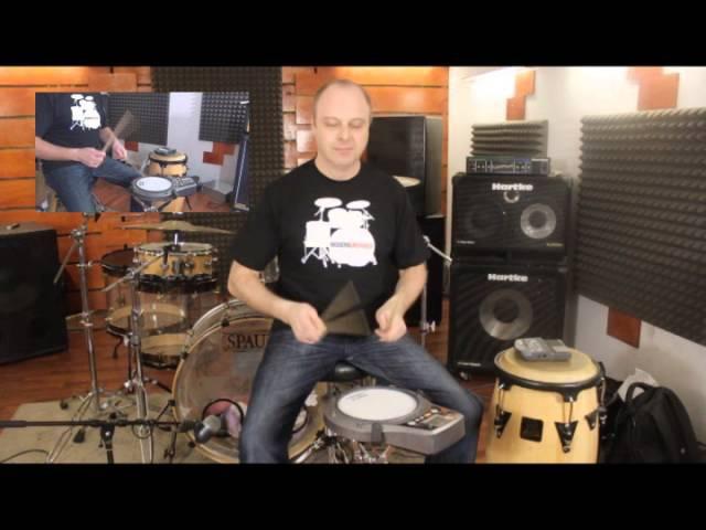 рудименты для барабанщиков