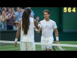 Brown v Nadal Wimbledon second round 2015 (Extended Highlights)