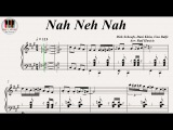 NahNehNah - Vaya Con Dios, Piano