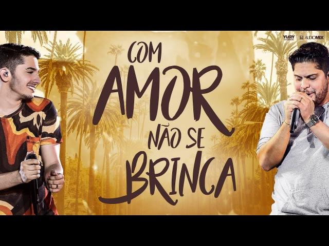 Com Amor Não Se Brinca - Jonas Esticado feat. Jorge (Videoclipe Oficial) UPADO POR BRENO ESTICADO