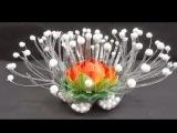 Подарок маме своими руками / Plastic bottles transformed to Lovely flower Поделки с детьми!
