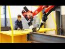 Автоматическая сборка и сварка металлических конструкций для малых и средних ЗМК