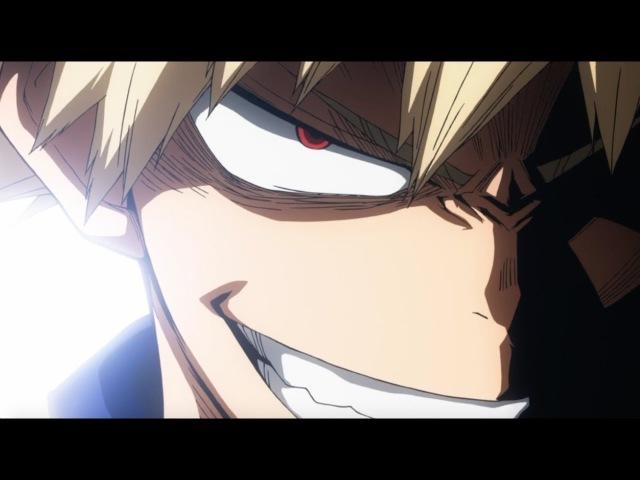 Bakugo has no f**king chill