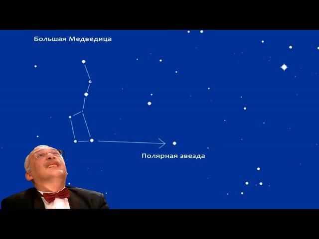 Где Полярная звезда? ult gjkzhyfz pdtplf?