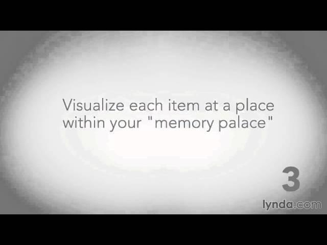 Как улучшить память - 14 - Дворец памяти и метод локусов rfr ekexibnm gfvznm - 14 - ldjhtw gfvznb b vtnjl kjrecjd