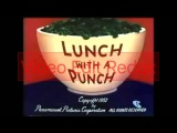 Lunch with a Punch - Popeye the Sailor (1952) (FIXED VIDEO &amp AUDIO)