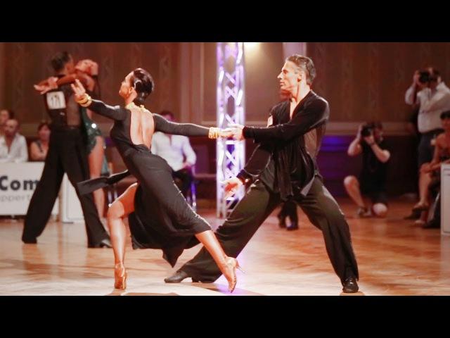 Marius-Andrei Balan - Khrystyna Moshenska | danceComp 2015 Wuppertal | WDSF WO LAT - F R
