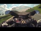 СКОРОСТЬ!!! Suzuki GSXR 600 K7 Autobahn 300 kmh
