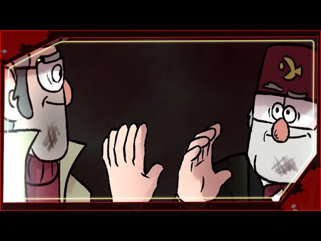 Gravity Fallls комикс | Круг Билла :(