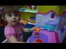 Флай Кидс Fly Kids Ксения играет в детском развлекательном центре Детское видео
