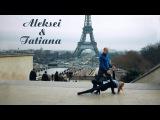 Aleksei &amp Tatiana Salsa Paris, France El Gran Combo - El Pirulero