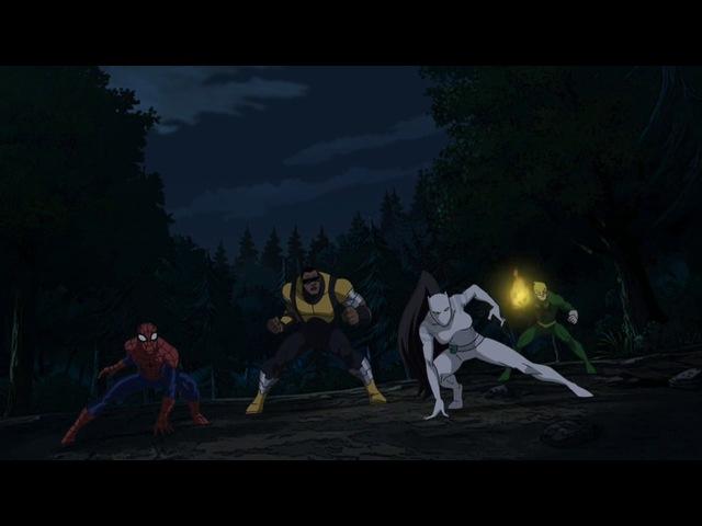 Великий Человек-паук (2012) 1 Сезон 3 Серия (Обречённые | Doomed)