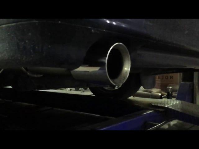 Выхлопная система AGP Motorsport для Volvo 850 2.3 T5