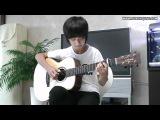 Sungha Jung_Yiruma - River flows in you_ГИТАРА