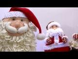 Como Hacer un Papa Noel con Barbitas - Hogar Tv por Juan Gonzalo Angel