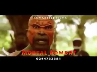 Mortal kombat  movie trailer (2017)- Ghanaian version