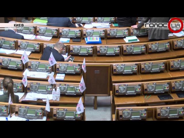 Батькивщина, РПЛ и Самопомич, заявляя об оппозиционности, активно голосуют с коалицией