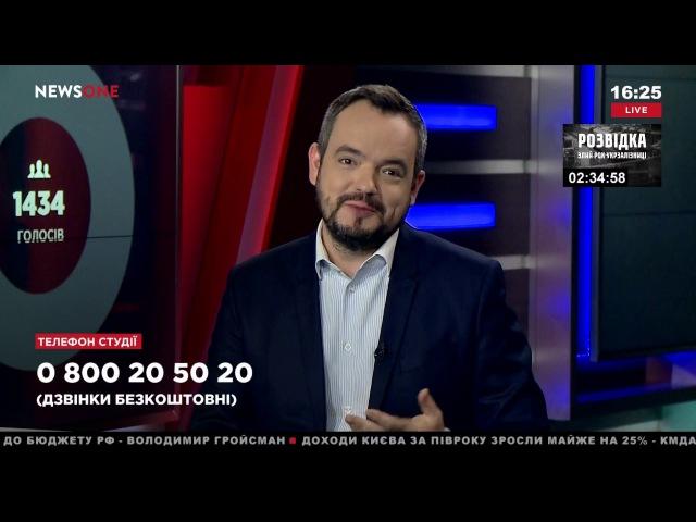 "Спивак: я категорически против спецназа в помещениях СМИ. ""Начало"" 14.07.17"