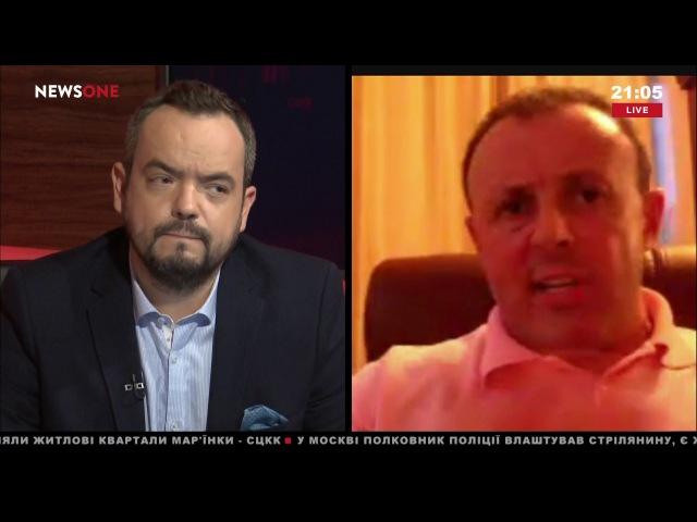 Спивак: снятие неприкосновенности—это антикоррупционная демонстрация для западных партнеров 11.07.17