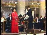 Елена Образцова  исполняет романсы и песни. 1980