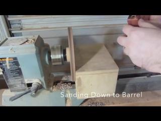Столярка как сделать ручку деревянную для письма своими руками в гаражной мастерской