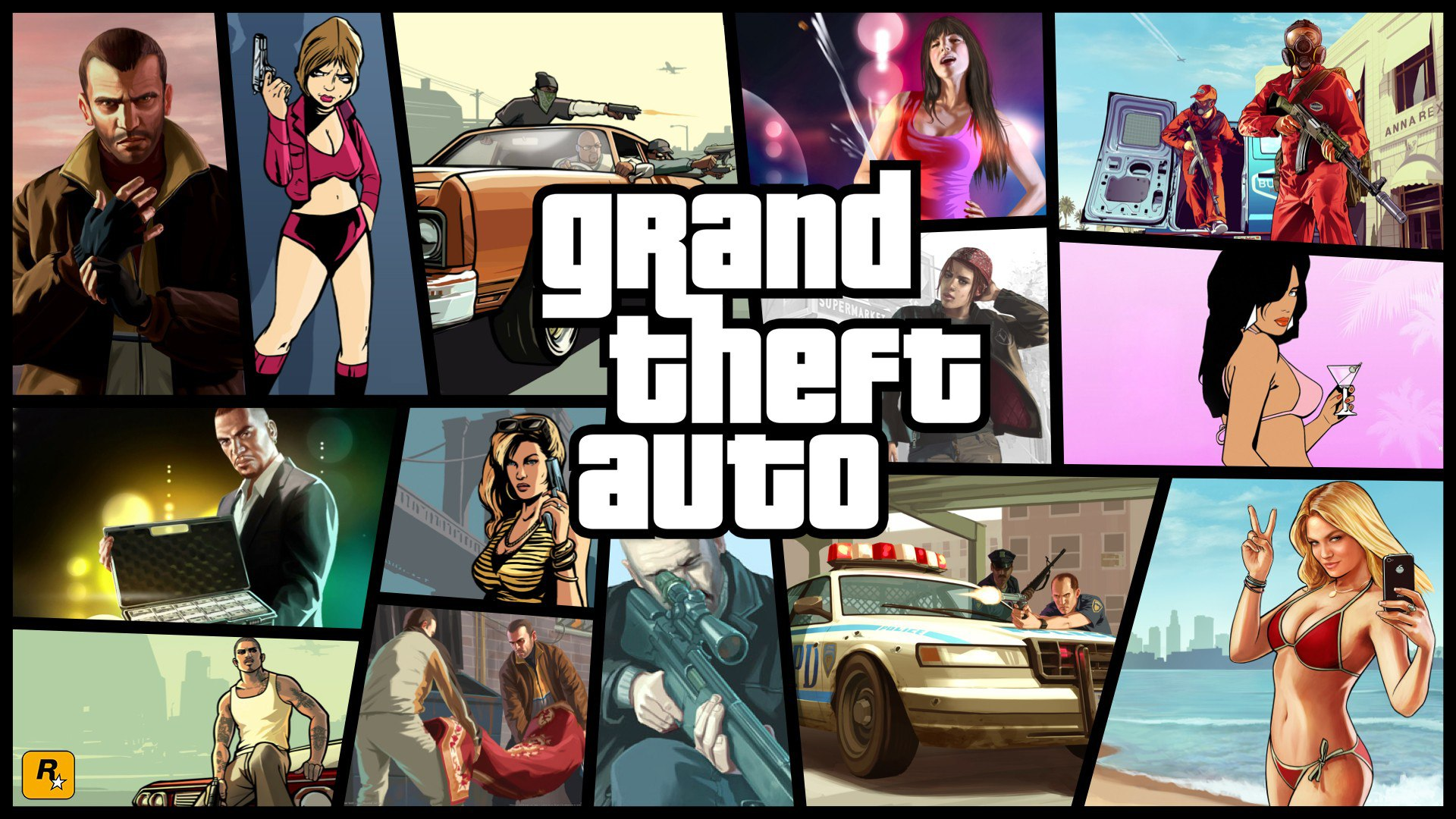 Фото Grand Theft Auto V