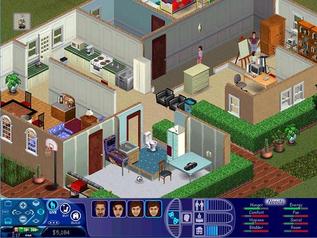 The Sims 2 - Эммануэль