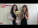 170719 Irene, Wendy (Red Velvet) @ Show Champion: Red Flavor 1st Win [рус. саб]
