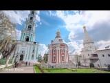 Яркое путешествие по Золотому кольцу России в стиле Timelapse