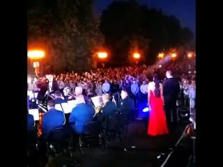 Вечер классической музыки в парке Крылья советов vk.com/vkazani