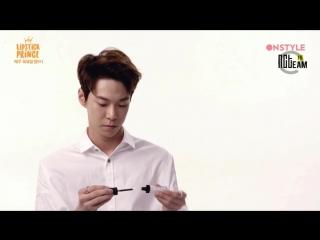 [РУС.СУБ.] 161205 Lipstick Prince Doyoung cut