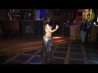 Ирена на Грандиозной Новогодней Хафла Оссама Шахина