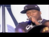 50 Cent & Mase - Window Shopper (live in Cannas France 2006) (HD)