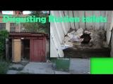 Disgusting Russian toilets. Отвратительные русские туалеты. Это не фильм ужасов. Это  настоящая жизнь в России.