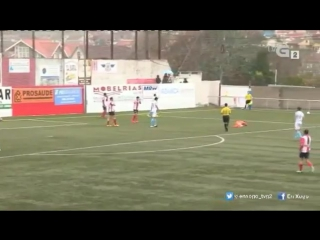 Прекрасный пример честной игры из 3-го испанского дивизиона