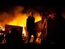 Беркут против радикалов: столкновения на майдане воссоздали в Подмосковье