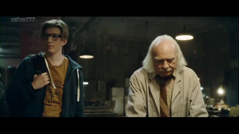 Дедушка под прикрытием (Undercover Grandpa) (2017)