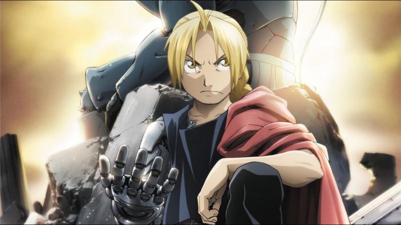 Fullmetal Alchemist Brotherhood (Opening 1) \ Стальной алхимик: Братство (Опенинг 1) [1080p]
