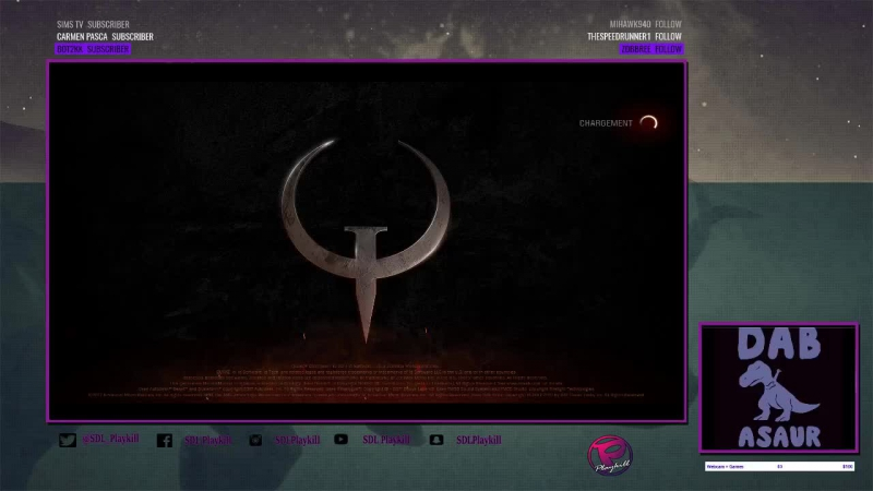 [FR] Giveway - BE3 - Bethesda - Quake Champions.