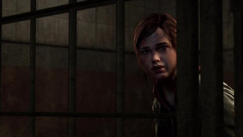 Прохождение The Last of Us (PS4) 18 - Держись, Элли!