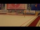 1.12.2016г. Открытые Всероссийские соревнования по художественной гимнастике Мемориал Горенковой Дарья Никитина. Мяч.