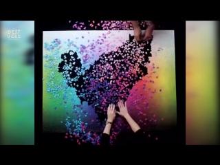Самый сложный пазл-5000 цветных елементов
