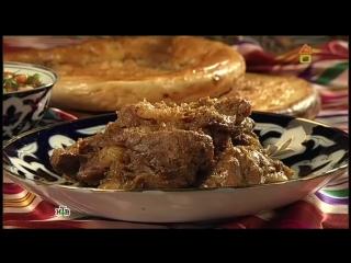 Султанма от Сталика Ханкишиева (узбекская кухня). Sultanma from Stalik Khankishiyev (Uzbek cuisine)