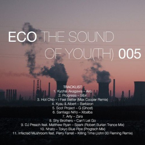 DJ Eco - The Sound Of You(th) 005 (28-01-2011)