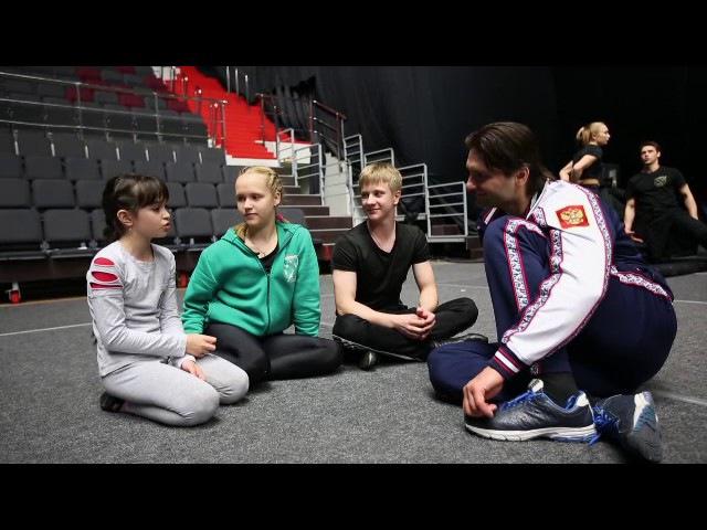 «Легенды Цирка с Эдгардом Запашным» - №36 - Яков Экк