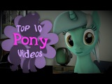 The Top 10 Pony Videos of June 2017