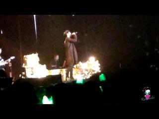 I'm Your Man (Bad Fancam but Beautiful Voice KHJ) - 429KIM HYUN JOONGAnemone FM in Seoul